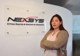 Daniela-Severgnini-Gerente-Producto-del-segmento-seguridad-en-Nexsys-Uruguay