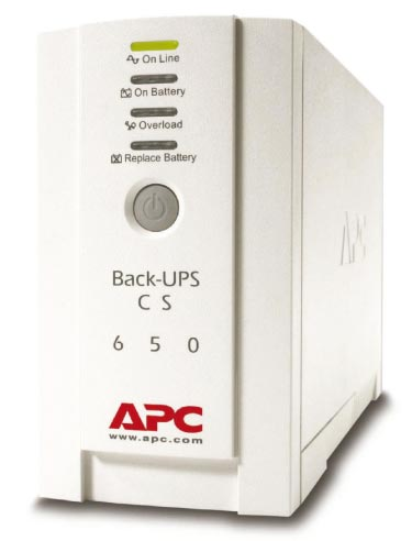 Foto Back UPS APC