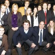 Foto El team de Lenovo y Starcenter