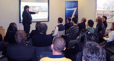 Incotel Juan Jackson Juan Pablo Amado Pablo Rethemias Microsoft Windows