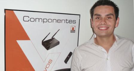 Jorge Rojas como Gerente Regional de Ventas para Nexxt Solutions