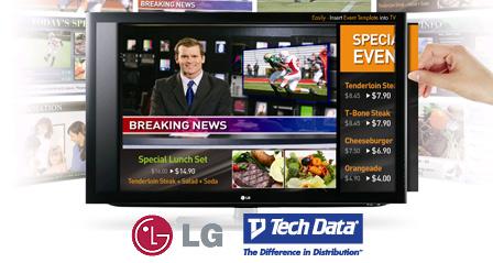 LG Electronics Tech Data Uruguay Marcos Paredes
