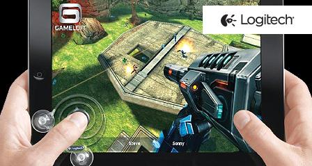 Logitech Joystick para iPad una nueva forma de jugar