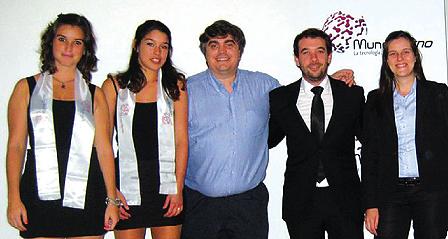 Microsoft Mundo Tecno Tour Florida Fernando Cabral Valeria Artasánchez