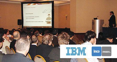 Foto evento virtualización en la Era del Cloud Computing