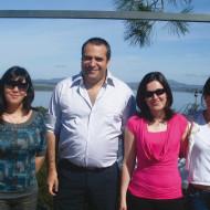 Yamila Silvera (Intcomex), Xavier Alvarez (Intcomex), Silvana Rodriguez (Intcomex)