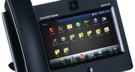 Telefonia IP Grandstream Solution Box